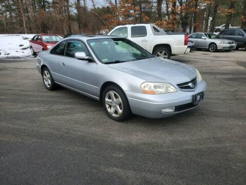 2000 Acura CL for sale at Pelham Auto Group in Pelham NH