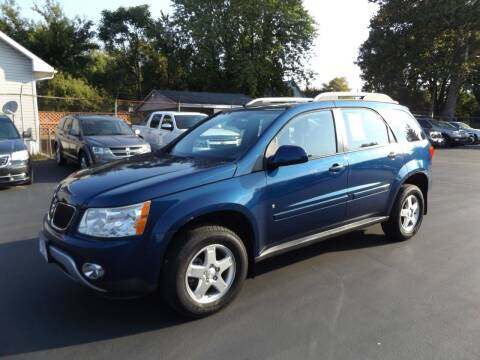 2008 Pontiac Torrent for sale at Goodman Auto Sales in Lima OH