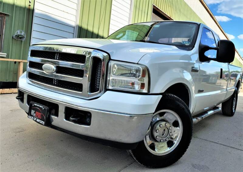 2006 Ford F-250 Super Duty for sale at Haus of Imports in Lemont IL