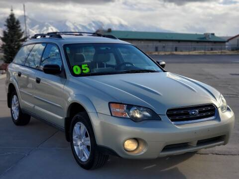 2005 Subaru Outback for sale at FRESH TREAD AUTO LLC in Springville UT