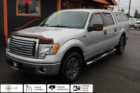 2010 Ford F-150 for sale at Sabeti Motors in Tacoma WA