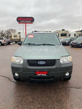 2006 Ford Escape for sale at Broadway Auto Sales in South Sioux City NE