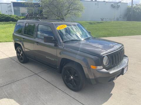 2017 Jeep Patriot for sale at Best Buy Auto Mart in Lexington KY