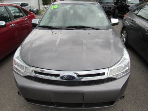 2010 Ford Focus for sale at PLATINUM AUTO SALES in Dearborn MI
