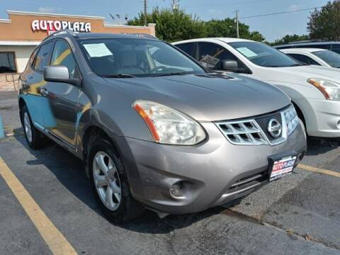 2009 Nissan Rogue for sale at Auto Plaza in Irving TX
