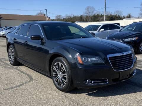 2014 Chrysler 300 for sale at Miller Auto Sales in Saint Louis MI