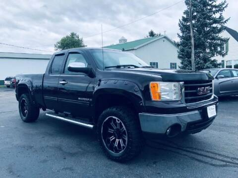 2008 GMC Sierra 1500 for sale at Tip Top Auto North in Tipp City OH