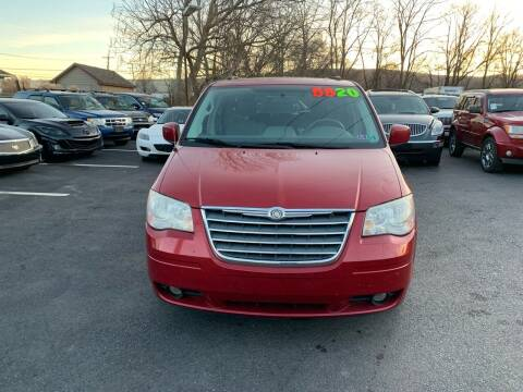 2010 Chrysler Town and Country for sale at Roy's Auto Sales in Harrisburg PA