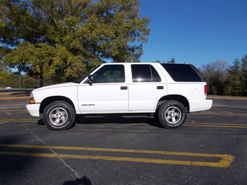 2005 Chevrolet Blazer for sale at A & P Automotive in Montgomery AL