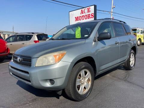 2006 Toyota RAV4 for sale at Ace Motors in Saint Charles MO