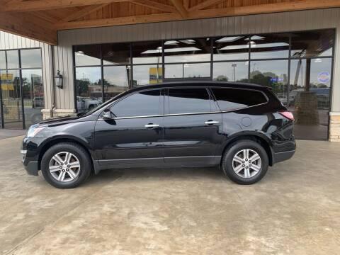 2016 Chevrolet Traverse for sale at Premier Auto Source INC in Terre Haute IN