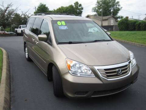 2008 Honda Odyssey for sale at Euro Asian Cars in Knoxville TN