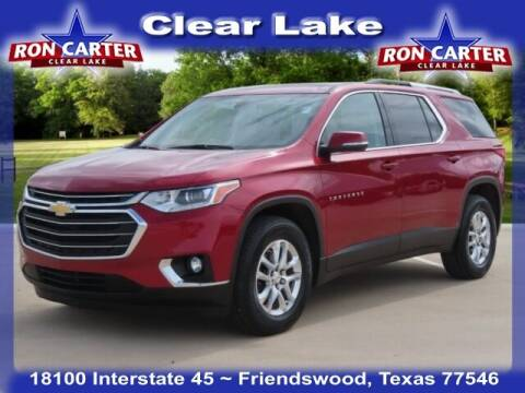 2018 Chevrolet Traverse for sale at Ron Carter  Clear Lake Used Cars in Houston TX