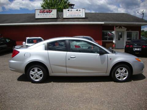 2007 Saturn Ion for sale at G and G AUTO SALES in Merrill WI