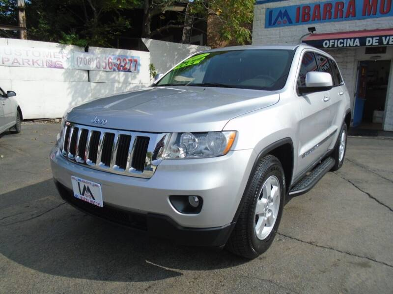 2011 Jeep Grand Cherokee for sale at IBARRA MOTORS INC in Cicero IL