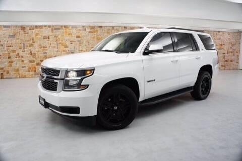 2018 Chevrolet Tahoe for sale at Jerry's Buick GMC in Weatherford TX