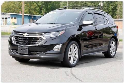 2018 Chevrolet Equinox for sale at WHITE MOTORS INC in Roanoke Rapids NC