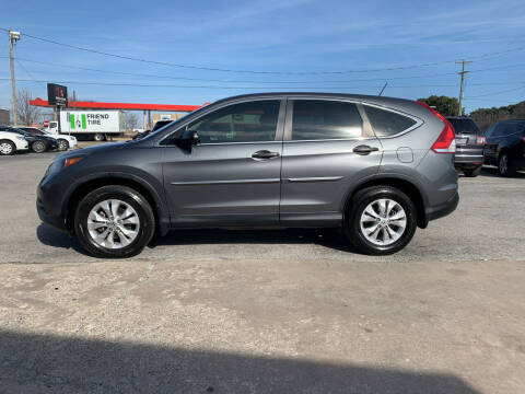 2014 Honda CR-V for sale at Smooth Solutions 2 LLC in Springdale AR