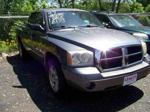 2007 Dodge Dakota for sale at Collector Car Co in Zanesville OH