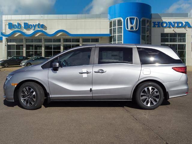 2021 Honda Odyssey for sale at BOB BOYTE HONDA in Brandon MS