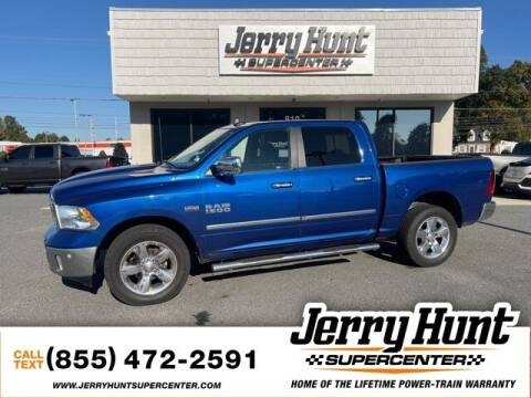 2016 RAM Ram Pickup 1500 for sale at Jerry Hunt Supercenter in Lexington NC