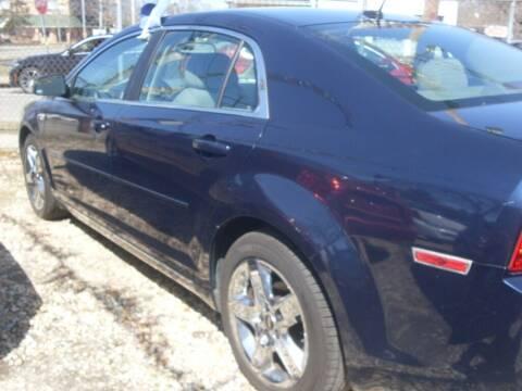 2008 Chevrolet Malibu for sale at Flag Motors in Islip Terrace NY