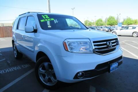 2012 Honda Pilot for sale at Choice Auto & Truck in Sacramento CA
