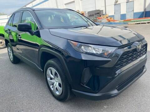 2020 Toyota RAV4 for sale at Pleasant Auto Group in Chantilly VA