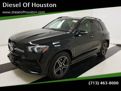 2020 Mercedes-Benz GLE for sale at Diesel Of Houston in Houston TX