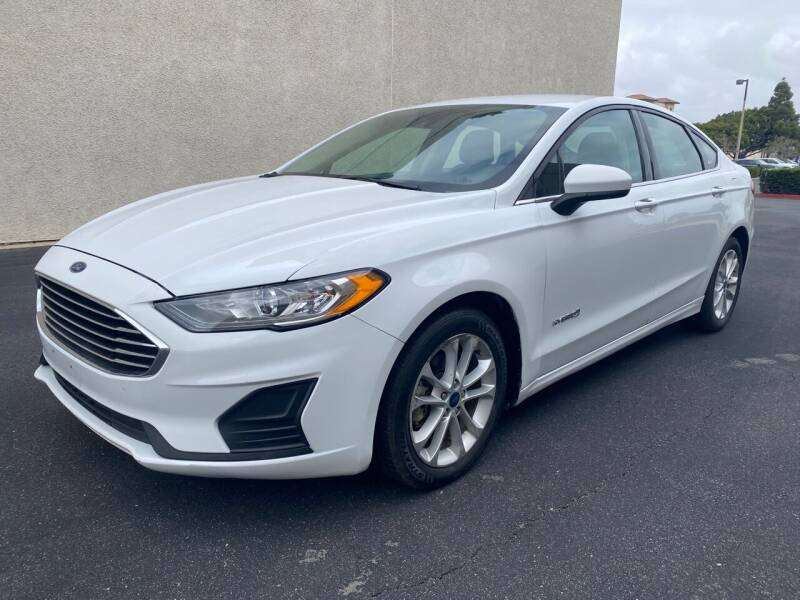 2019 Ford Fusion Hybrid for sale at Korski Auto Group in National City CA