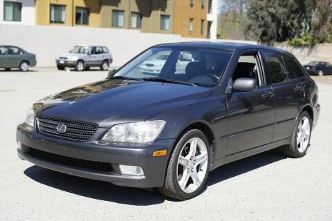 2002 Lexus IS 300 for sale at Sports Plus Motor Group LLC in Sunnyvale CA