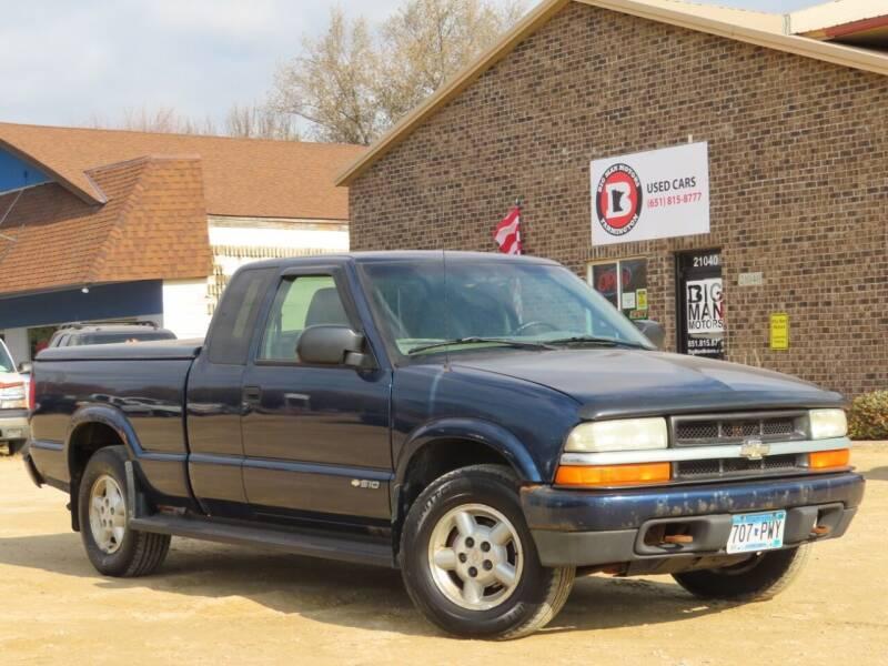 2003 Chevrolet S-10 for sale in Farmington, MN