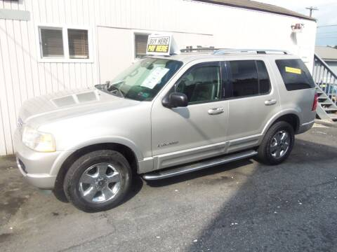 2004 Ford Explorer for sale at Fulmer Auto Cycle Sales - Fulmer Auto Sales in Easton PA
