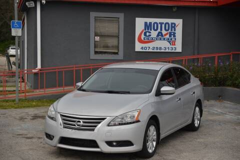 2013 Nissan Sentra for sale at Motor Car Concepts II - Apopka Location in Apopka FL