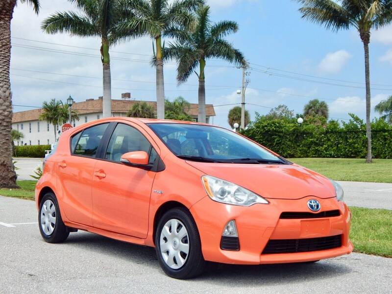 2013 Toyota Prius c for sale at VE Auto Gallery LLC in Lake Park FL