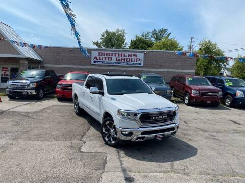 2019 RAM Ram Pickup 1500 for sale at Brothers Auto Group in Youngstown OH