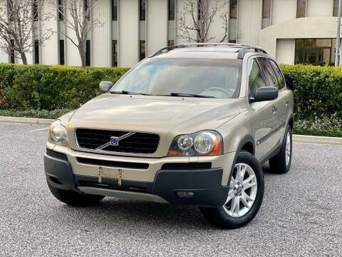 2005 Volvo XC90 for sale at Carfornia in San Jose CA