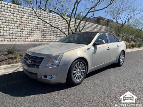 2009 Cadillac CTS for sale at MyAutoJack.com @ Auto House in Tempe AZ