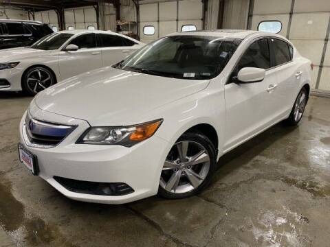 2014 Acura ILX for sale at Sonias Auto Sales in Worcester MA
