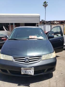 2004 Honda Odyssey for sale at Gus Auto Sales & Service in Gardena CA