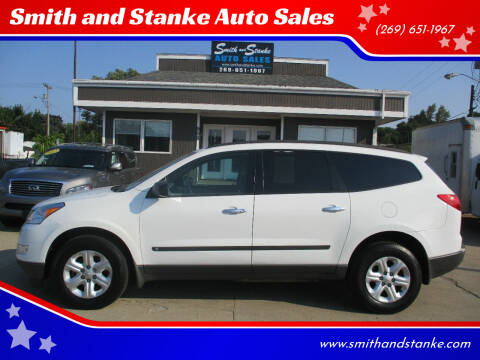 2010 Chevrolet Traverse for sale at Smith and Stanke Auto Sales in Sturgis MI
