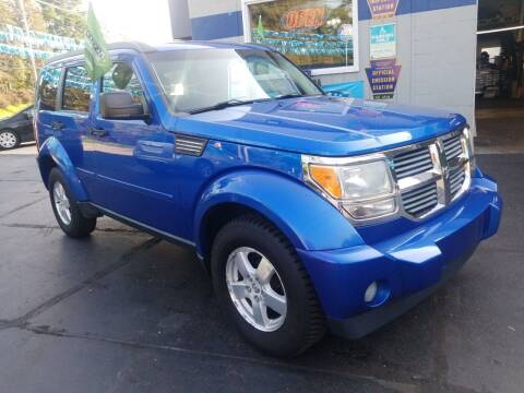 2008 Dodge Nitro for sale at Fleetwing Auto Sales in Erie PA
