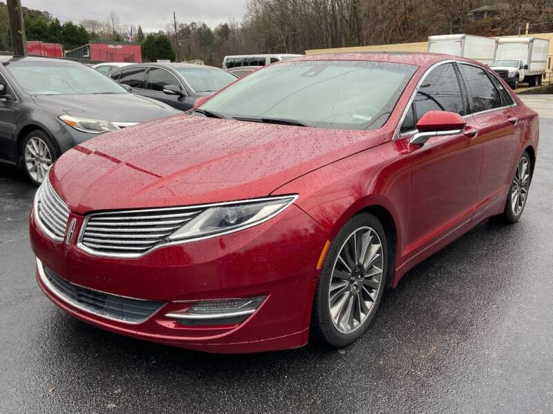 2013 Lincoln MKZ for sale at Luxury Auto Innovations in Flowery Branch GA