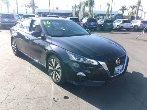 2020 Nissan Altima for sale at Nissan of Bakersfield in Bakersfield CA