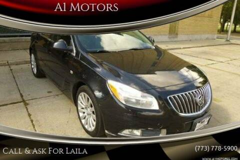 2011 Buick Regal for sale at A1 Motors Inc in Chicago IL