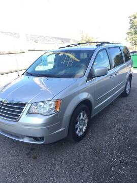 2010 Chrysler Town and Country for sale at Hines Auto Sales in Marlette MI