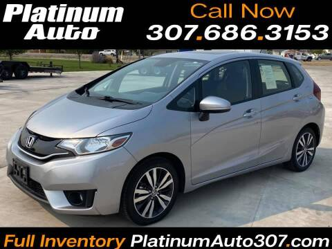 2017 Honda Fit for sale at Platinum Auto in Gillette WY