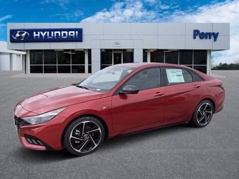 2021 Hyundai Elantra for sale at AutoJacksTX.com in Nacogdoches TX