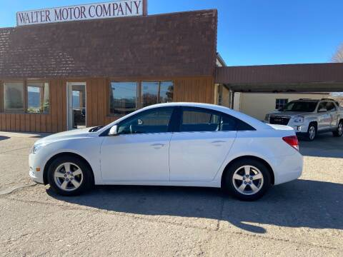 2014 Chevrolet Cruze for sale at Walter Motor Company in Norton KS