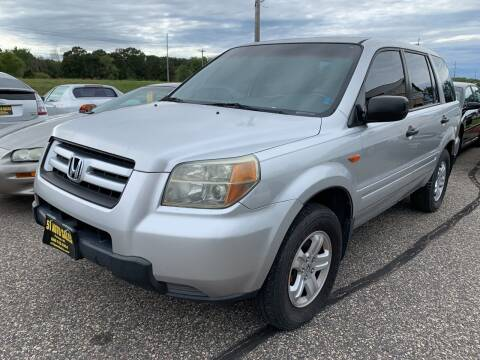 2006 Honda Pilot for sale at 51 Auto Sales Ltd in Portage WI
